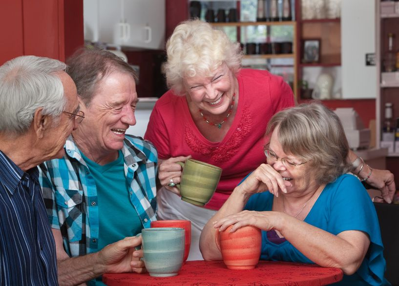 Residential Services for Older People
