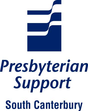 Presbyterian Support South Canterbury Logo