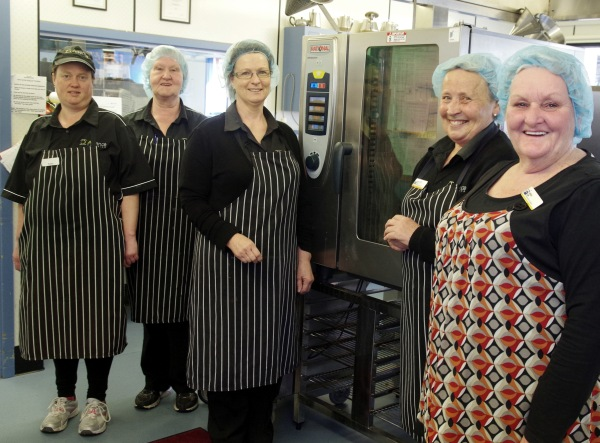 Presbyterian Support South Canterbury Kitchen Staff