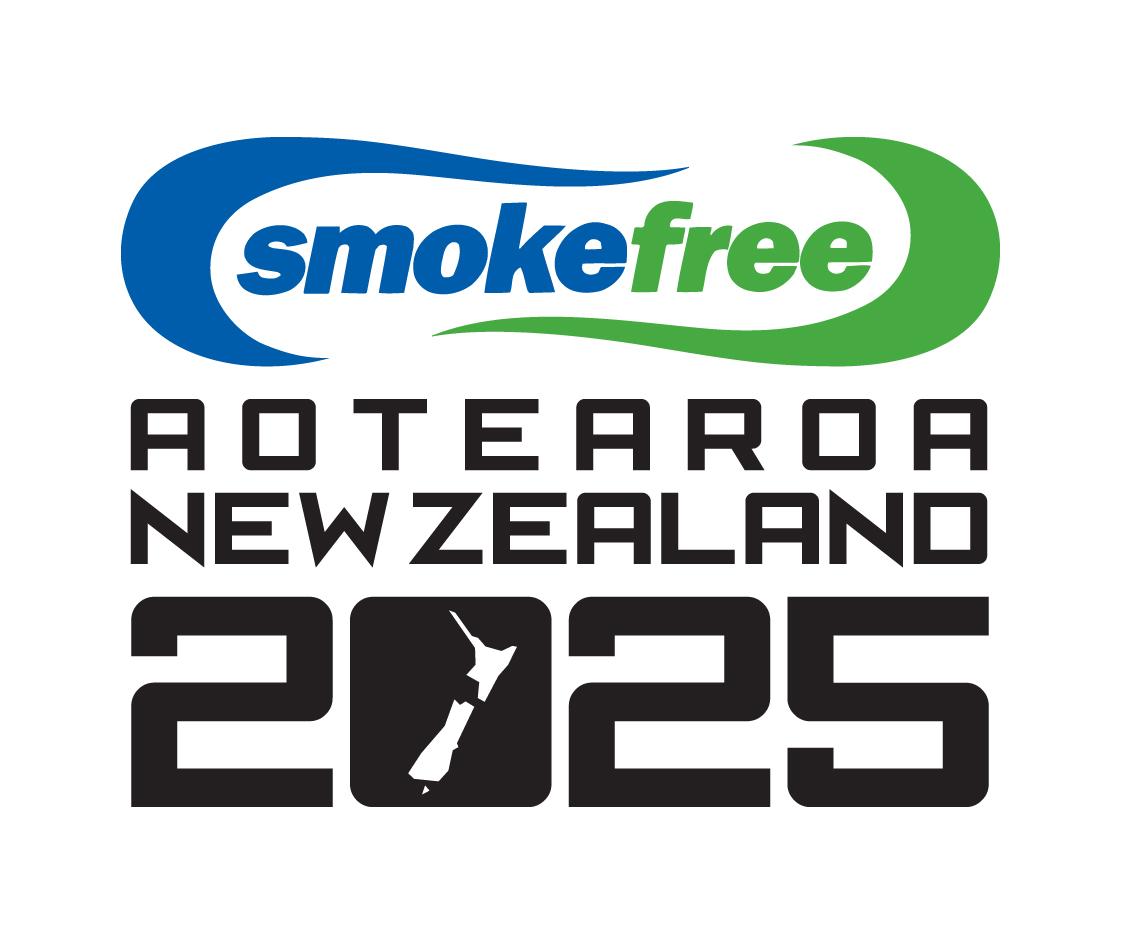 Smokefree 2025 logo